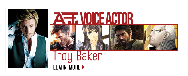 Troy Baker